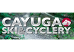 Cayuga Ski and Cyclery logo